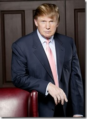 THE APPRENTICE -- NBC Series -- Pictured: Donald Trump -- NBC Photo: Chris Haston